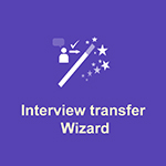 Interview Transfer Wizard